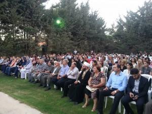 حفل عزيزة سليمان